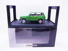 68151 Whitebox WB124037 Lada Niva grün Modellauto 1:24 NEU in OVP