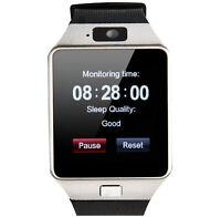 DZ09 Bluetooth Smart Watch - Upgraded Touch Screen Bluetooth Smart Wrist Watch
