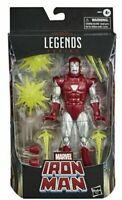 "SILVER CENTURION IRON MAN Marvel Legends NEW 6"" inch figure Walgreen's exclusive"