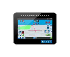 Raven Cr7 Gps Display With 500s Receiver Mount Amp Power Cabling