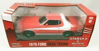 1976 FORD GRAN TORINO STARSKY AND HUTCH 1/24 DIECAST MODEL BY 84042 Green Chase