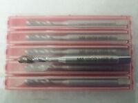 10pcs  GWG TAP M5 x 0.8 DIN371 Form C 35'' HSSE Cobalt 5%