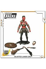 1/18 FIGURE - BOSS FIGHT STUDIO - Blasted Lands Female Orc-Orc Ravager (BFS2302)