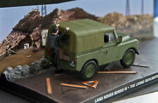 JAMES BOND CAR COLLECTION - LANDROVER SERRIES 111 - THE LIVING DAYLIGHTS - No 45