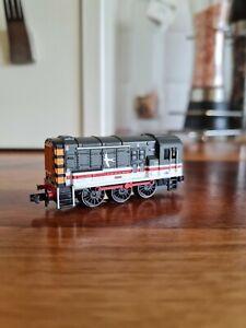 N Gauge Farish By Bachmann Class 08 shunter In Intercity Livery
