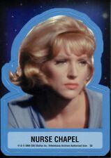 Star Trek TOS 40th Anniversary Series 2 Star Trek Stickers Chase Card S8