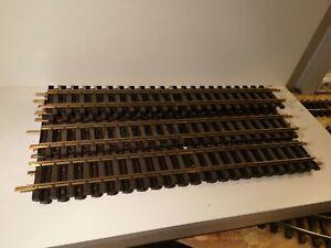 LGB 10Stk gerades Gleis 60cm ohne OVP