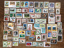 Collection Of Gibraltar Stamps Kiloware