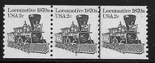 US Scott #1897A, Plate #3 Coil 1983 Locomotive 2c VF MNH