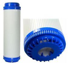 Cartouche filtre à eau anti-chlore Charbon actif GAC