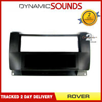 CT24RO02 Black Radio CD Stereo Fascia Panel For ROVER 75 1999-2005