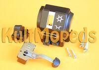 Simson S51 S50 S70 SR50 S53 SR80 S83 Armatur links Taster Hupe Lenker Schalter