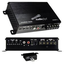 Audiopipe APMCR1500 Class D Micro Amplifier 500 Watts