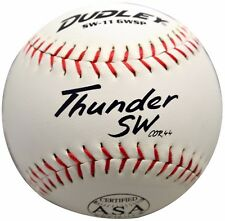 """Dudley Thunder Heat Slow Pitch Softball 11"""" Asa Certified. Cor 44 (36 Pieces)"""