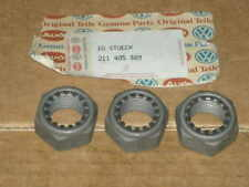 VW (1)  BALL JOINT LOCKING NUT, TYPE 2   ALL