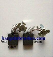 Carbon Brushes 4 TITAN TTB280DRH EINHELL BT-DH Rexon AP 3300BQ Rockworth  E52