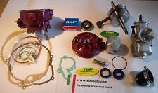 Kit TOP PERFORMANCE 49.5 Minarelli AM6 cilindro 75 albero motore carburatore 24