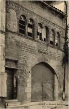 CPA Cluny Maison Romane (649618)