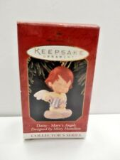 "Hallmark Ornament 1997 Mary'S Angels ""Daisy"" # 10 in the series Nib"