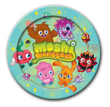 Moshi Monsters Birthday Party Plates 8