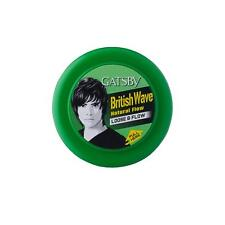 Gatsby Leather Styling Wax   Loose and Flow   75g   Free Shipping