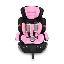 Siège Auto pour Bébé et Enfant, De 9 à 36 kg, Rose
