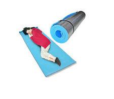 CAMPING ROLL UP FOAM FOIL SLEEPING MAT MATTRESS TENT EXERCISE YOGA FESTIVAL
