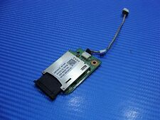 """Dell Inspiron N5010 15.6"""" Genuine SD Card Board with Cable 7N18D 48.4HH04.011"""