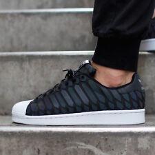 Adidas Originals Mens Superstar Xeno Super Colour   Black BkL Trainers-Size 19