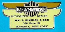 MOTORCYCLE SHOP NEW YORK Decal Sticker RETRO 1960s  ariel bsa indian norton bmw