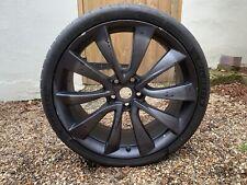 "1x Genuine Tesla Model 3 20"" Turbine Alloy Wheel Rim 8.5Jx20 (1044227-00-D)"