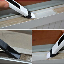 Polished Window Track Cleaning Brush Keyboard Nook Cranny Dust Shovel 2 in 1 New