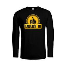 Herren-T-Shirts mit Rundhals-Ausschnitt aus Geburtstag in Größe XL