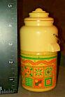 Vintage Avon cologne Bottle Patchwork Quilt 1970s cologne milk can - see desc