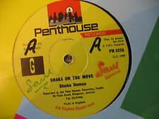 "SHAKA DEMUS-SHAKE ON THE HOUSE. ORIG 1989 REGGAE/SKA 12"" SINGLE. VG CON"