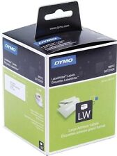 Dymo Large Address Labels (White)