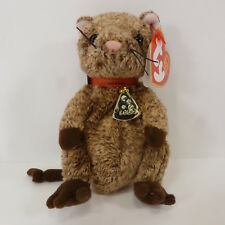 TY Beanie Baby - LOUIS the Mouse ( Garfield Movie Beanie ) 5 inches