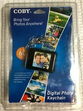 NEW COBY DP-151 Digital Photo Keychain Holds Up To 60 PHOTOS