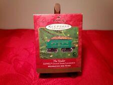 Hallmark Keepsake Ornament Lionel Train Collectors Series 2000 Tender