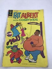 Fat Albert and the Cosby Kids # 2  Gold Key Comic Book April 1974