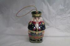 Mr Christmas Animated Toy Soldier Ornament Hinged Dancers Music Box Nutcracker