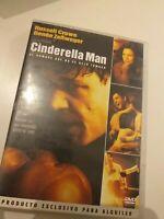 Dvd cinderella man (una obra maestra )con russell CROWE ( coleccionistas )
