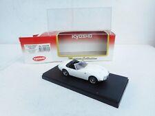 Kyosho 1/43 Toyota 2000GT Open Car Cabriolet  NEU OVP