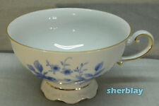 Vintage Mitterteich Bavaria Germany RHAPSODY IN BLUE Single Cup