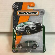 Mazda CX-5 * Silver * 2018 Matchbox Case F * G2