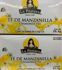 Te De Manzanilla Gourmet Sin Cafeina 44 Tea Bags Chamomile Tea