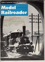 Model Railroader Train magazine Sec 1962
