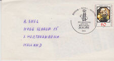 Germany BRD Bundespost 1980 MI 1036 auf brief Erstausgabe-Stempel Bonn