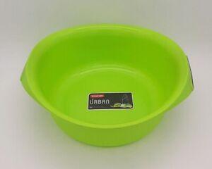 CURVER Urban Rundschüssel Spülschüssel Waschschüssel Plastikschüssel Grün 9L