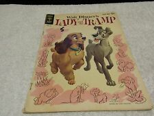 Lady and the Tramp #10042-301 (Jan 1963, Western Publishing) (four colors)